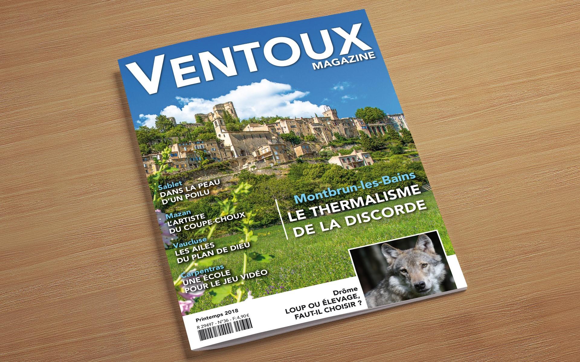 Le Ventoux Magazine 36 est paru !