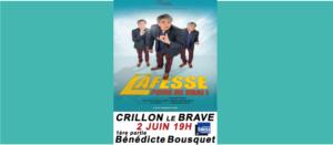 festival d'humour Crillon