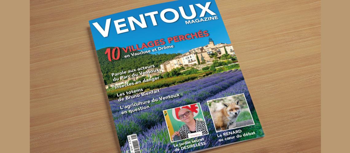 Le Ventoux Magazine été n°41 est paru !