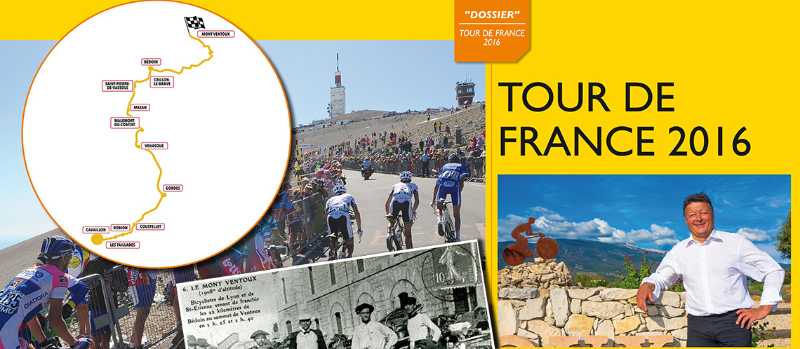 Dossier : Tour de France 2016