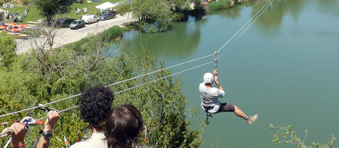 Fête des sports de nature à Monieux le 12 juin