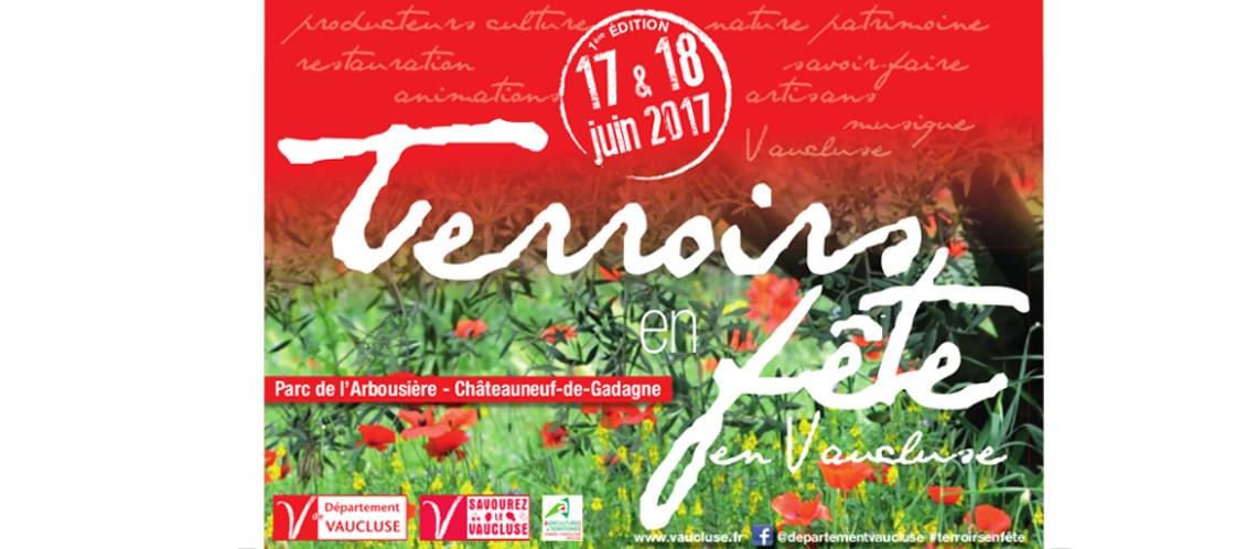 Devenez exposant à Terroirs en fête à Chateauneuf de Gadagne les 17 et 18 juin