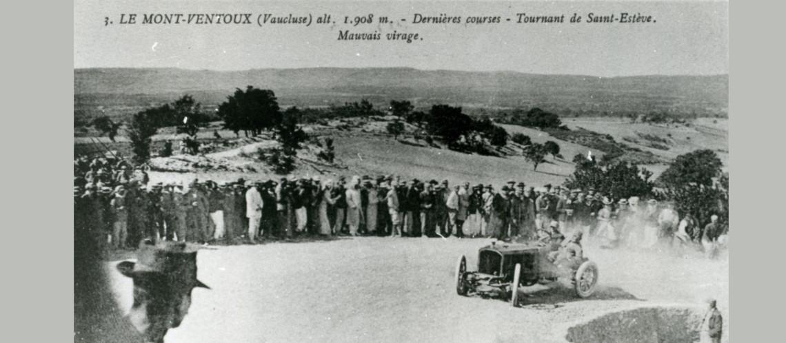 1ère Montée historique du Ventoux : le retour des voitures mythiques