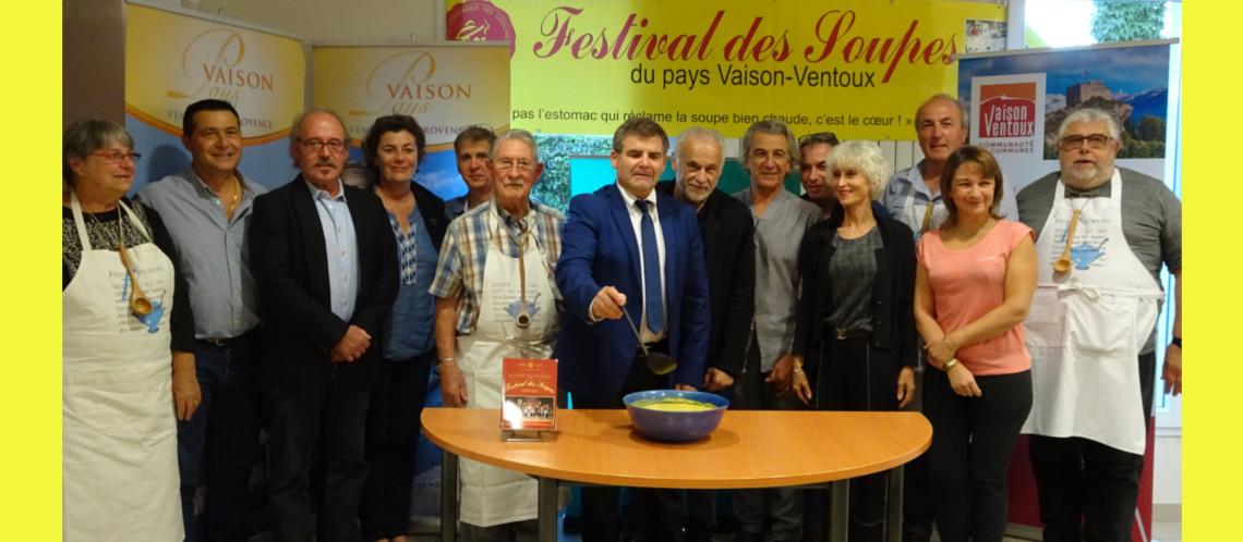 Un Festival des soupes convivial et solidaire
