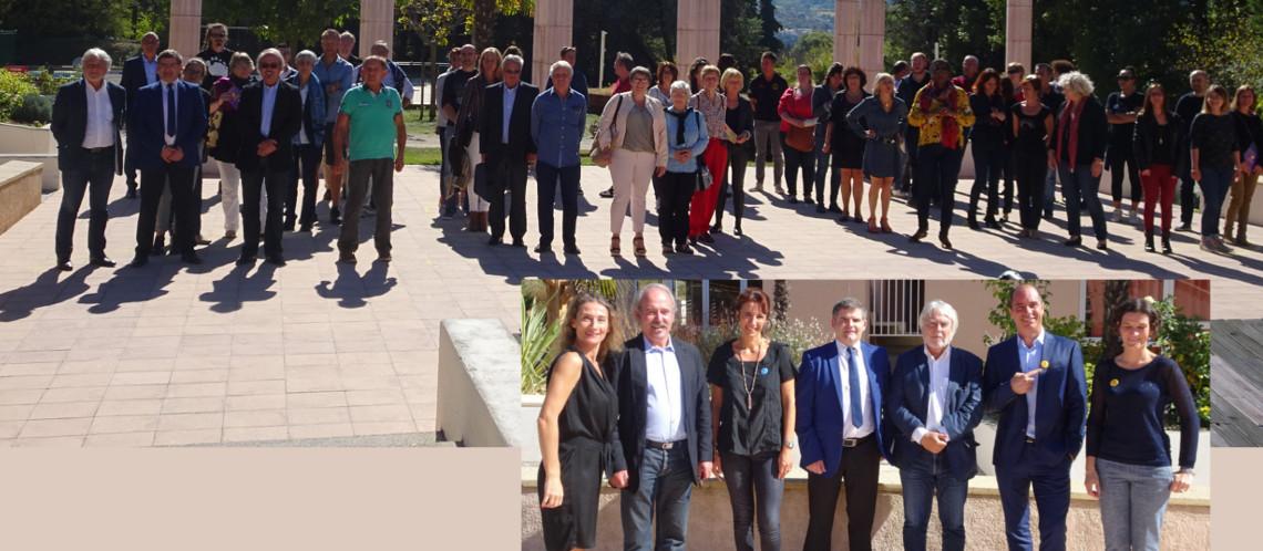 Séminaire pour les partenaires de l'office de tourisme Vaison Ventoux