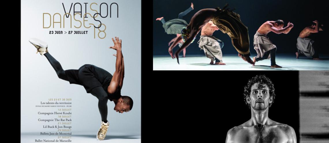 Vaison Danses (12 – 27 juillet) : Une programmation de qualité autour de la star américaine Lil Buck