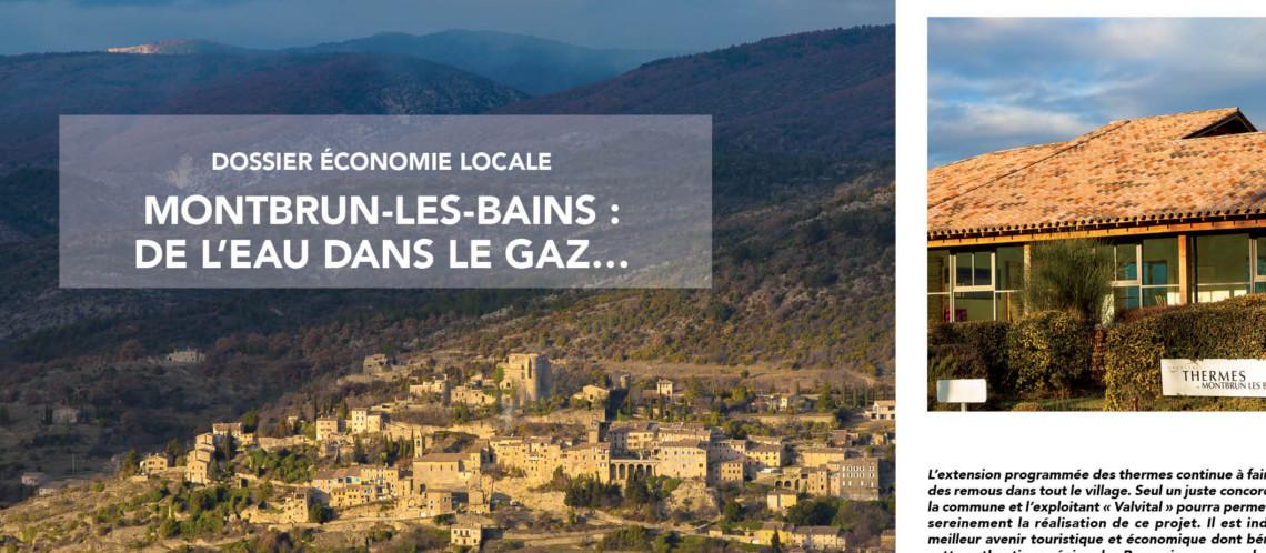 Montbrun : Le thermalisme de la discorde