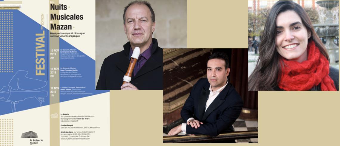 Un tout premier festival de musique baroque à Mazan