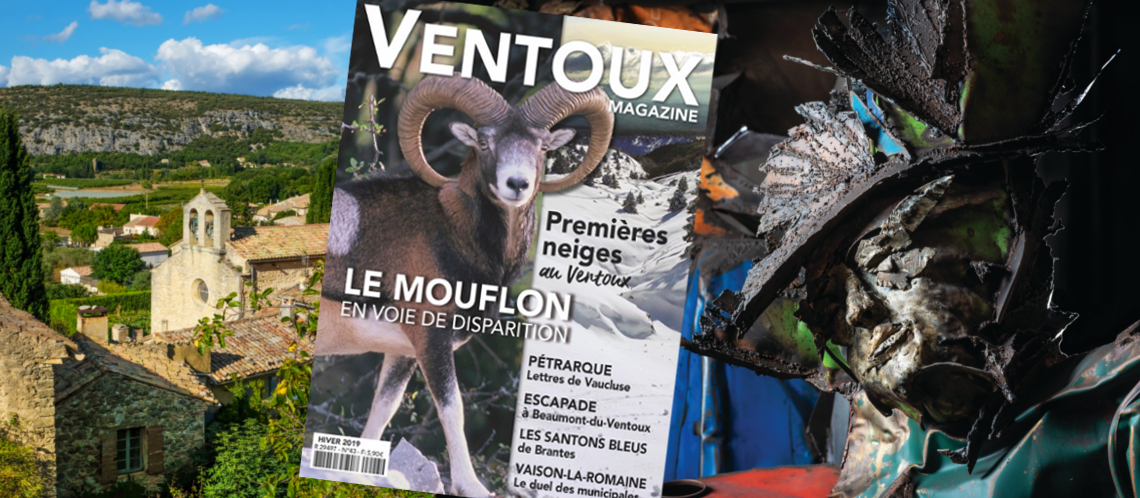 Le Ventoux Magazine Hiver n°43 est paru !