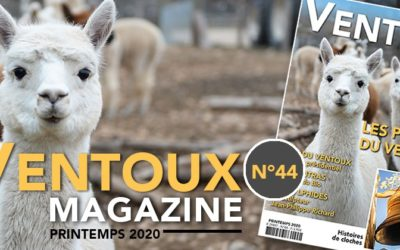 Le Ventoux Magazine Printemps n°44 est paru