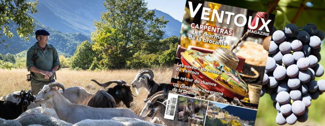 Le Ventoux Magazine Automne 2020 N°46 est paru !