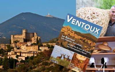 Le Ventoux Magazine automne n°50 est paru !