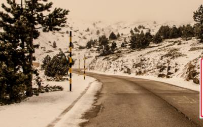 Équipements spéciaux obligatoires en hiver pour 9 communes en Vaucluse et 11 communes en Drôme Sud